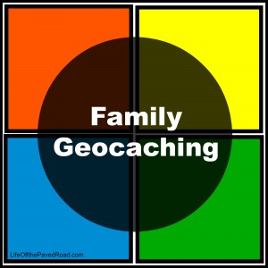 Family Geocaching Post Header